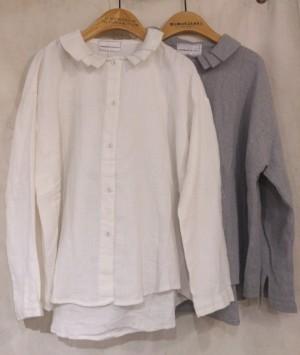 新作シャツが入荷しました!/mumokuteki goods&wears京都