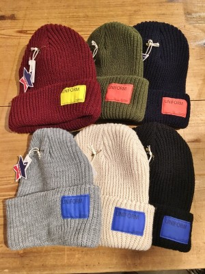 今から使える秋冬小物が続々と入荷しております*(完売商品の再入荷も!)/mumokuteki goods&wears京都