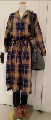 今から使える秋のお洋服が入荷しました。/mumokuteki goods&wears京都