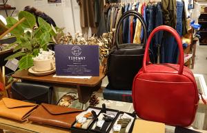 TIDEWAYの新商品が入荷しました!/ mumokuteki goods&wears京都