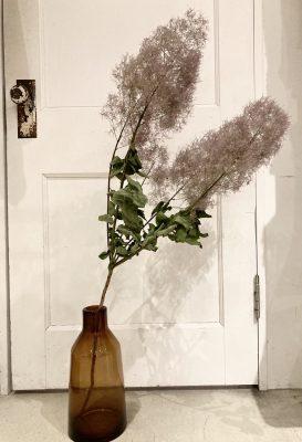花のある暮らし*ドライフラワーと花瓶のご紹介 / mumokuteki goods&wears京都