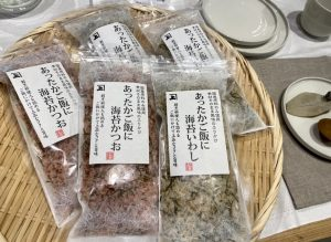 ご飯のお供にいかがですか?カネジョウさんのふりかけのご紹介!/mumokuteki goods&wears京都
