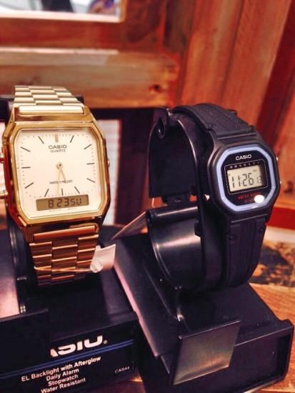 sale retailer feb06 78db8 CASIOの時計、そろいました。/mumokuteki goods&wears ...