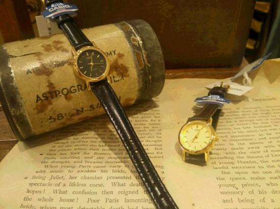 pretty nice 03e8d 1c464 カシオの時計が新入荷しました♪/mumokuteki goods&wears ...
