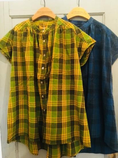 チェックシャツ・スカートが入荷致しました❁/mumokuteki goods&wears ららぽーとTOKYO-BAY