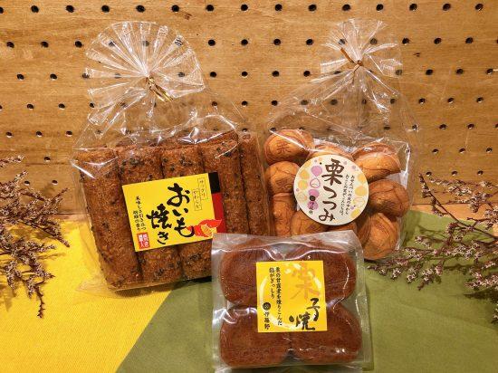 【伊藤軒】3種類の焼き菓子が入荷しました◇