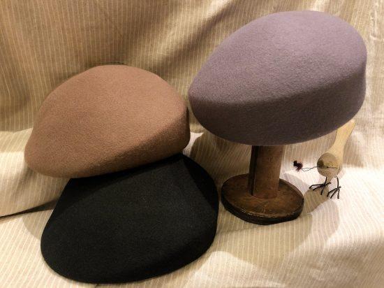 秋のベレー帽特集!✿