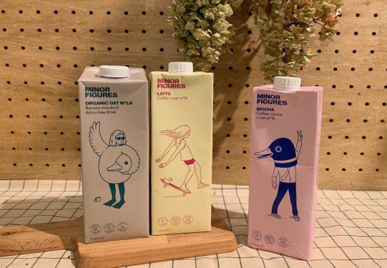 Minor Figures「オーツミルク」が入荷致しました!